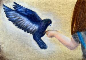 Арасланова Голубь