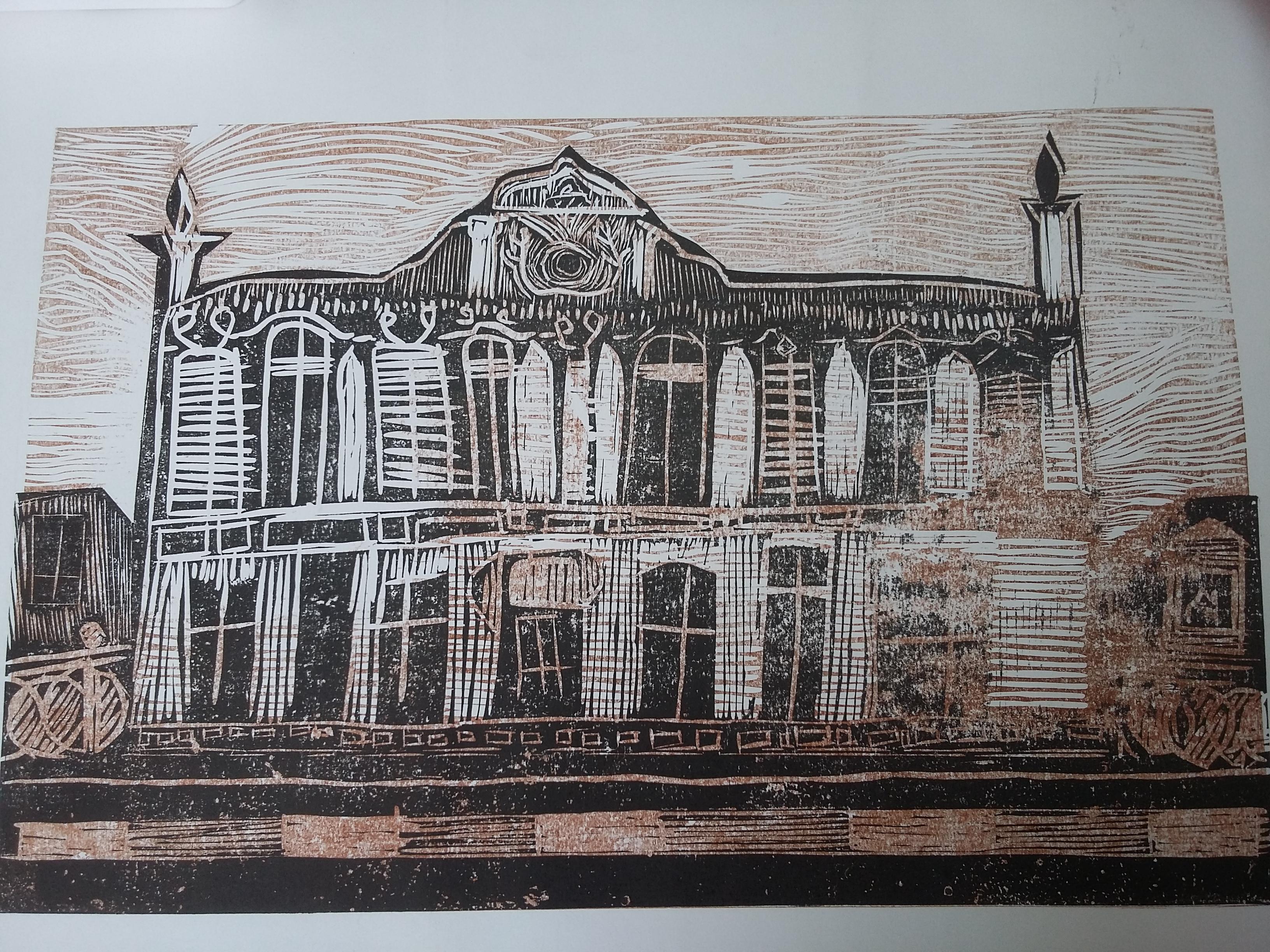 Дом Демидова Пирожков
