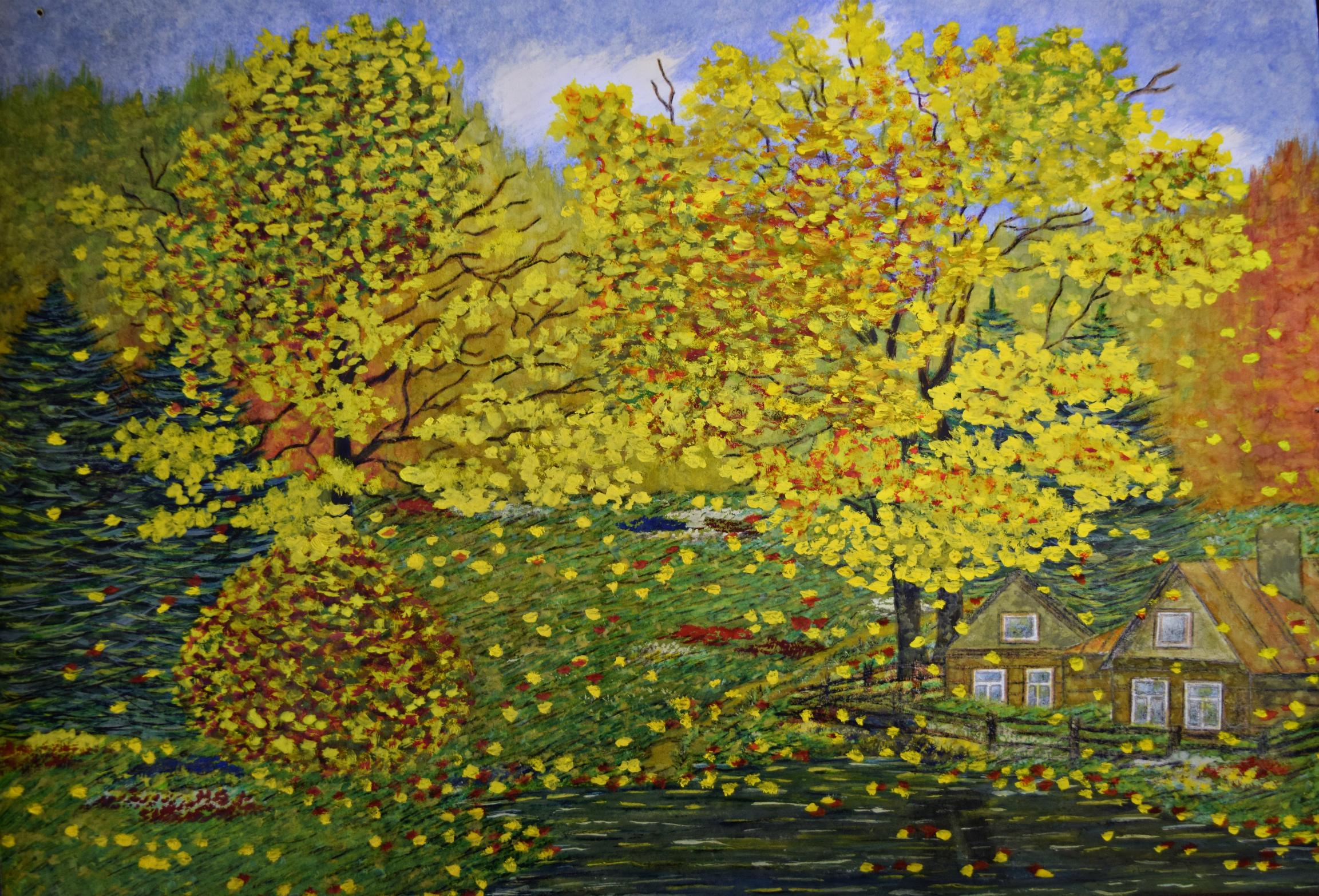 (2) Осенняя рапсодия